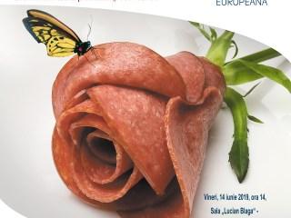 Abordări multidisciplinare ȋn științele și artele gastronomice. De la dialog la schimbare, de la știință la artă, de la pixeli la farfurie