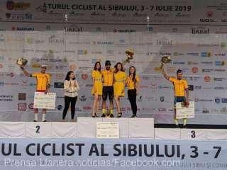 Turul Ciclist al Sibiului 2019, câștigat de Kevin Rivera Serrano