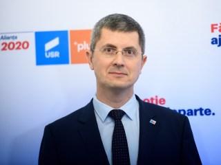 Sibianul Dan Barna, anunțat oficial de Alianța 2020 USR PLUS pentru prezidențiale