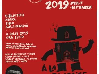 """SoNoRo Conac """"À la française"""" sosește în Sibiu în luna iulie"""