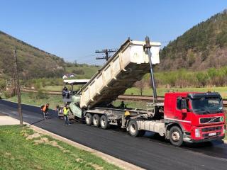 Consiliul Județean Sibiu a scos la licitație execuția lucrărilor de modernizare a drumului județean 106 Agnita-Sighișoara