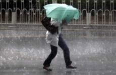 Nu scăpăm de vremea rea. Alertă meteo de furtuni în Sibiu