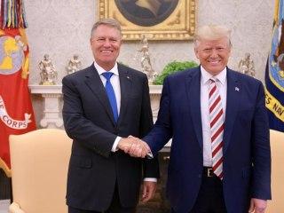 Președintele Johannis, alături de Președintele Trump, decis să consolideze relațiile româno-americane! (P)
