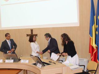 Consiliul Județean Sibiu a semnat cel de-al treilea contract de finanțare cu fonduri europene pentru Spitalul de Pneumoftiziologie