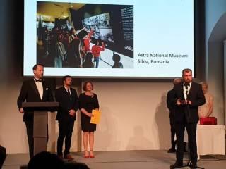 European Museum Academy a premiat Muzeul ASTRA pentru promovarea actului cultural și a tradițiilor