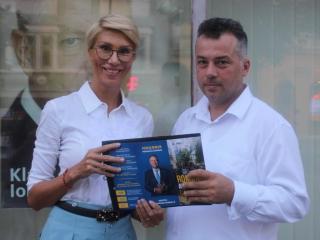 Fostul director al Casei Corpului Didactic Sibiu, Alexandru Dumbravă, a intrat în PNL
