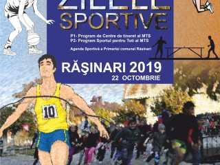 O nouă ediție a Zilelor Sportive Rășinari