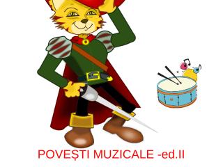"""""""Motanul încălțat"""" ajunge în școlile din Sibiu… pe note muzicale"""