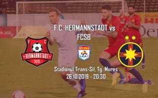 S-au pus în vânzare biletele pentru meciul FC Hermannstadt – FCSB
