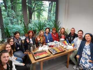 Toamnă bogată în activități… pentru profesorii de la CSEI nr. 2 Sibiu
