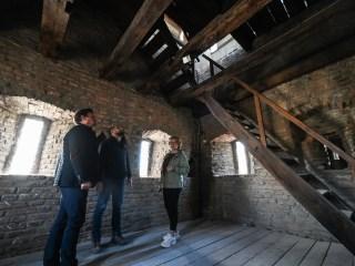Fodor a inspectat turnurile de pe Cetății