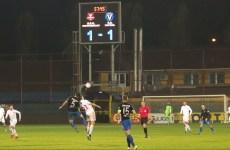 FC Hermannstadt a remizat cu Viitorul, scor final 1-1