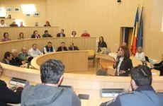 Centura de sud, dezbătutăla Consiliul Județean Sibiu
