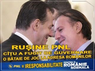 (P) Bogdan Trif: PNL, nimeni nu vă credea chiar atât de iresponsabili!