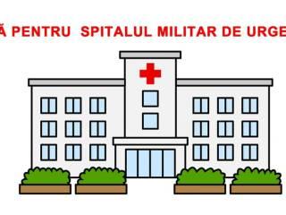 Donație importantă pentru Spitalul Militar. Ce a primit de la Crucea Roșie