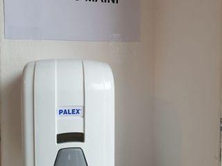 Dispozitive cu gel dezinfectant în zone noi. Vezi unde