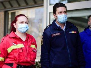 Sibianul Joe Stroescu, în prima linie de luptă împotriva coronavirusului în Italia