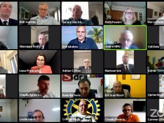De 25 de ani în folosul comunității – Rotary Club Sibiu