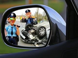 Un șofer a fugit de polițiști! Ce ascundea?
