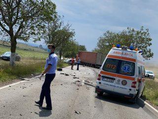 Un cunoscut sibian, mort într-un accident groaznic în Tulcea! Soția sa este în stare gravă!