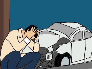 Accident în Mediaș: Femeie rănită după ce două mașini s-au ciocnit