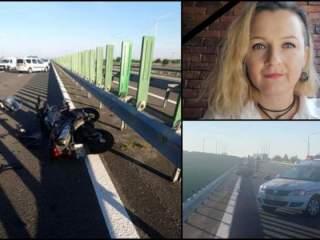 Iubiți pe motocicletă, accident mortal în drum spre mare. Cornelia s-a stins în ambulanță, logodnicul ei a rămas fără un picior