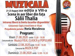 Muzică de calitate la Festivalul CAPITALA MUZICALĂ, cu nume importante, juriu select și premii mari