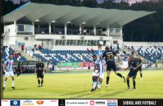 A.F.C.Hermannstadt vs C.S.M. Politehnica Iași, etapa a XIV-a, Play-Out, Liga 1