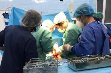 SCJU Sibiu: Ficatul, rinichii și plămânii unui tânăr de 25 de ani au salvat mai multe vieți omenești