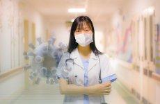 Câte cadre medicale cu coronavirus mai sunt internate în spital?