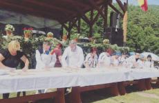 Festivalul Brânzei și al Țuicii de la Rășinari, model de bună practică la nivel european