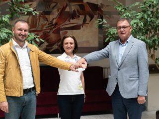 Adrian Bibu și primarii din jurul Sibiului susțin înființarea zonei metropolitane (P.E.)