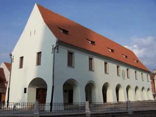 Casa Artelor intră în restaurare. Proiectul care va reda meșteșugarilor vechiul sediu de breaslă valorează aproape 2,5 milioane de euro