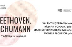 """Răzvan Popovici (SoNoRo) și Valentin Șerban într-un nou concert cu public din Stagiunea Camerală """"Florescu-Fernandez & Friends"""""""