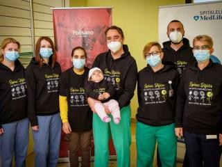 Polisano va continua tratarea și îngrijirea copiilor cu afecțiunea Spina Bifida