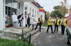 Clubul Lions Sibiu Brukenthal a donat lapte praf pentru familiile sărace din oraș