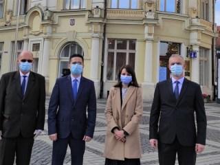 Consilierii locali USR PLUS Sibiu au adus în dezbatere soluții pentru limitarea răspândirii Covid-19