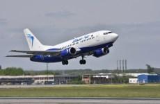 Blue Air va relua zborurile internaționale de pe Aeroportul Cluj în primăvara anului 2021