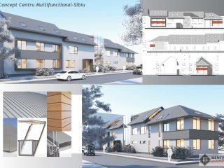 Începe construcția Centrului Multifuncțional dedicat comunității din zona Henri Coandă – Oțelarilor