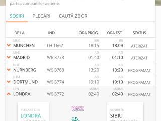 Se reiau zborurile spre Londra și retur
