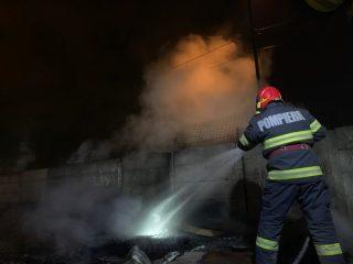 Weekend de foc pentru pompierii sibieni