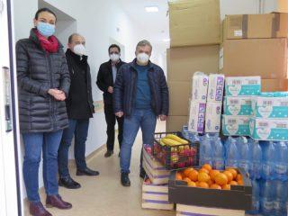 Campanie de donații pentru secția COVID a Spitalului Mediaș