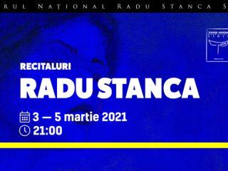 101 ani de la nașterea scriitorului Radu Stanca. Serie de recitaluri la Naționalul sibian