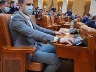 PSD Sibiu: Și astăzi, ipocrizia și ticăloșia coaliției toxice din Parlament a atins cote maxime