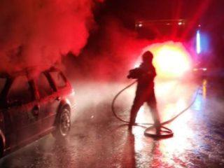 FOTO: Zile de foc pentru pompierii noștri