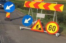 Restricții de circulație pe DN 7 Valea Oltului, la limită cu județul Vâlcea