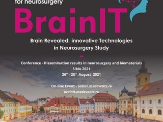 Viitorul neurochirurgiei se construiește la Sibiu