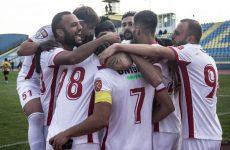 FC Hermannstadt vs CSC Șelimbăr în etapa nr.11, Liga 2