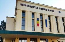 "Testare și vaccinare de mâine la Universitatea ""Lucian Blaga"""