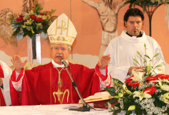 Risultati immagini per VESCOVO TALUCCI don francesco caramia